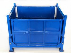 钢板钢制料箱