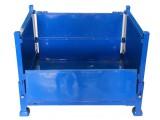 钢制料箱的制造工艺
