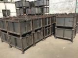 大连钢制料箱发货了