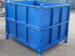 杭州钢制料箱发货