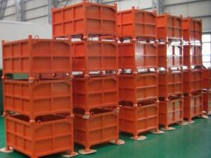 废料钢料箱