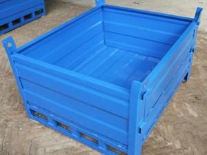 箱式钢料箱