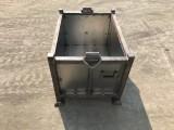 合肥钢制料箱选用什么材料