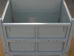 杭州钢制料箱,杭州铁皮箱